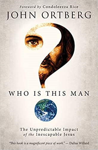 Who Is This Man - John Ortberg (Paperback)