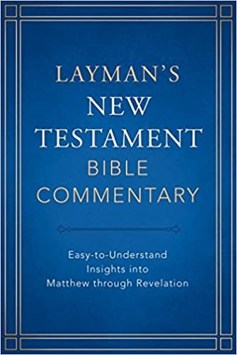 LAYMANS NEW TESTAMENT BIBLE COMMENTARY TREMPER LONGMAN