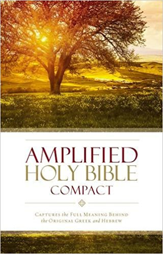 Amplified Bible Compact 995 Hardcover