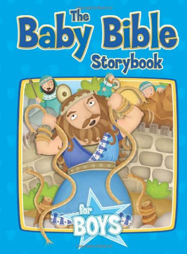 Baby Bible Storybook for Boys Children 017