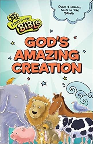 CHILDREN GODS AMAZING CREATION HC AGE 2 - 6