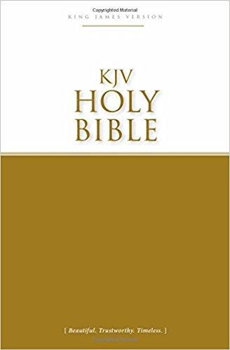 KJV Economy Bible 736