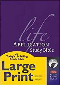 NKJV Lifer App Study Large 802 Index HC
