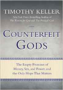 Counterfeit Gods Timothy Keller Author Cover Diffe