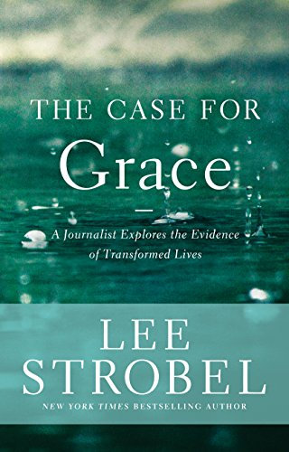 Case for Grace Lee Strobel Author