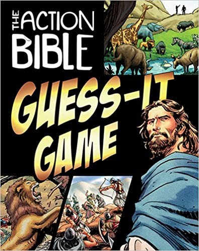 GAME ACTION BIBLE GUESS IT GAME DAVID COOK 8 AND ABOVE