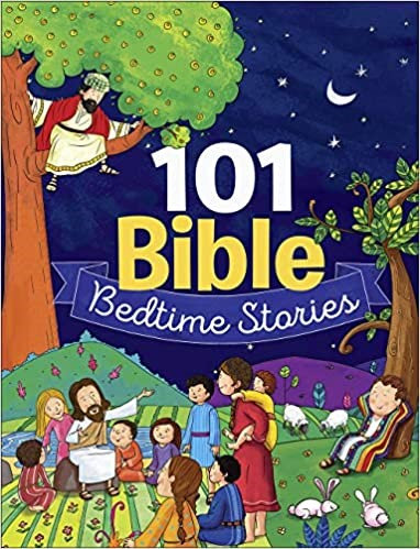 101 BIBLE BEDTIME STORIES AGE 3 TO 6 JANICE EMMERSON