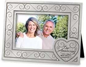 PHOTO FRAME OUR ANNIVERSARY LIVE A LIFE OF LOVE 17888 5 X 7