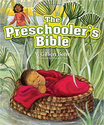 CHILDREN BIBLE PRESCHOOLERS
