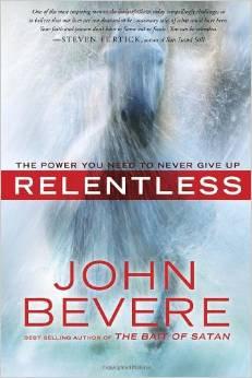 Relentless John Bevere Author