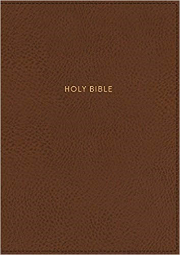BIBLE NKJV THINLINE 879 Toffee Leathersoft 9 PT