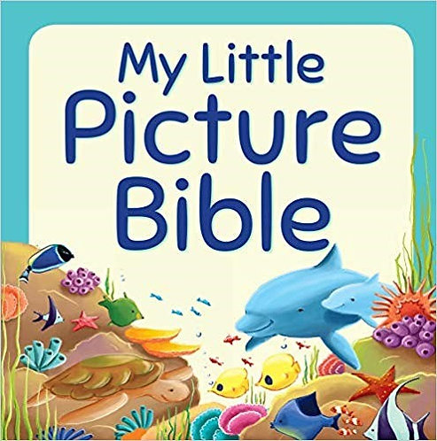MY LITTLE PICTURE BIBLE - JULIET DAVID (HARD COVER, AGE 3 - 8)