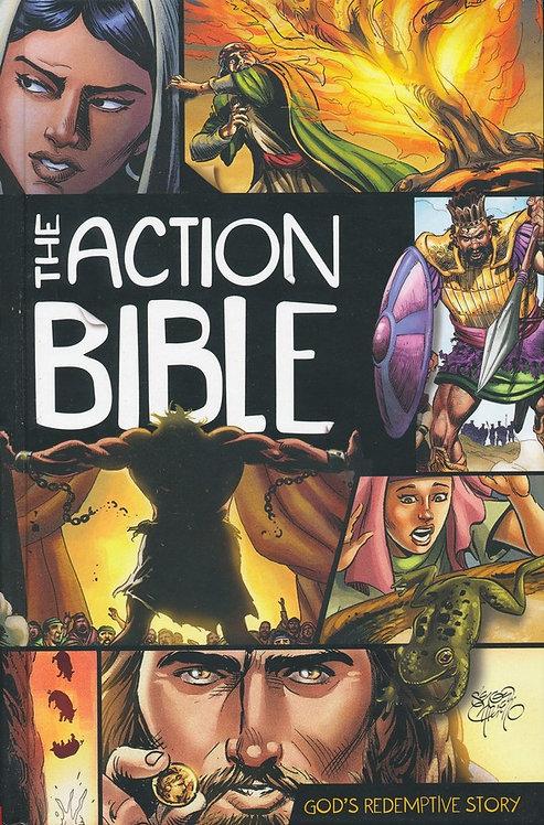 The Action Bible Sergio Cariello