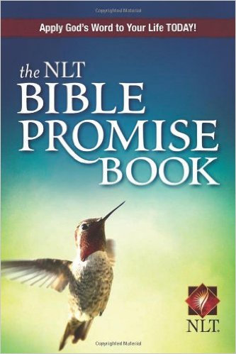 NLT Bible Promise Book Christian Living