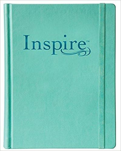 NLT Inspire Bible HC Colouring Journaling