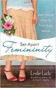 SET APART FEMININITY LESLIE LUDY