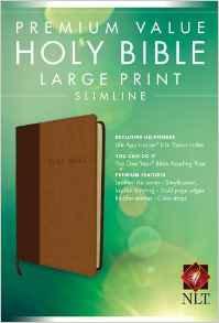 NLT Premium Value Large Slimline Brown 907 Leatherlike