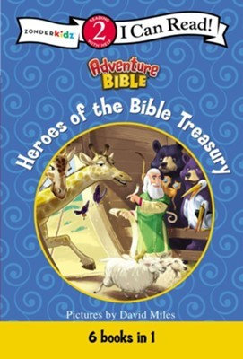 Heroes of the Bible Treasury - David Miles (Paperback)