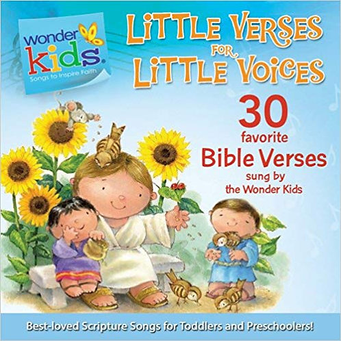CD Children Little Verses for Little Voices