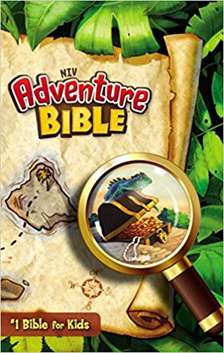 BIBLE NIV Adventure Paperback 484