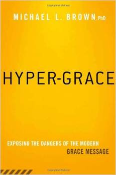 Hyper Grace - Michael Brown