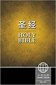 CCB NIV SIMP 770 26759 SC DANG DAI CHINESE 8.5 PT ENGLISH 9 PT