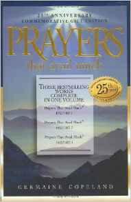 Prayers that Avail Much Germaine Copeland 25th ann