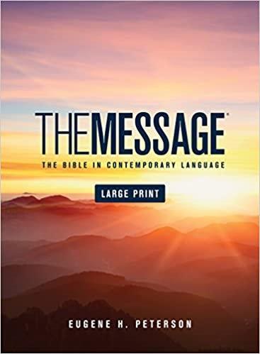 MESSAGE LARGE HC 12.5 PT