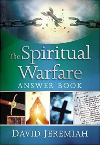 The Spiritual Warfare Answer Book - David Jeremiah (Hard Cover)