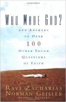 Who Made God Ravi Zacharias Author