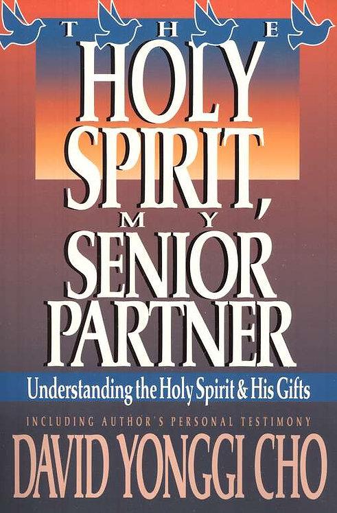 Holy Spirit My Senior Partner Cho Yonggi Author