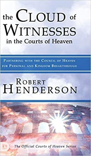 The Cloud of Witnesses in the Courts of Heaven - Robert Henderson ( Hard Cover)