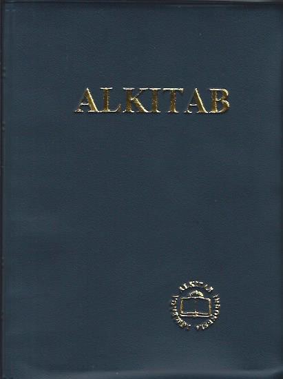 Alkitab Indonesian Compact Bible Vinyl