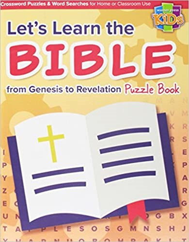 Let's Learn the Bible from Genesis to Revelation Puzzle Book