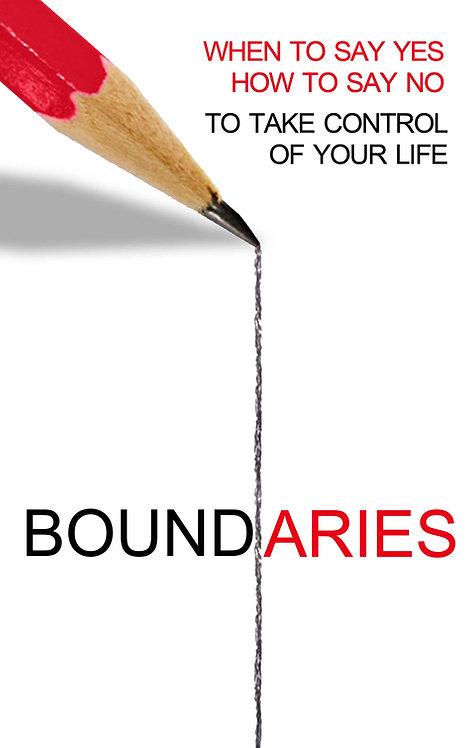 Boundaries - Henry Cloud