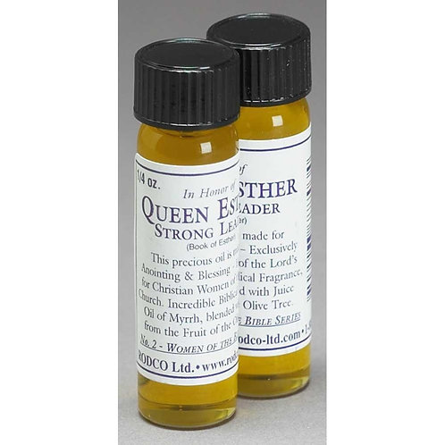ANOINTING OIL QUEEN ESTHER AO-68 1/4 OZ