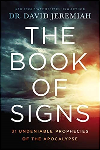 The Book of Signs - David Jeremiah (Paperback)