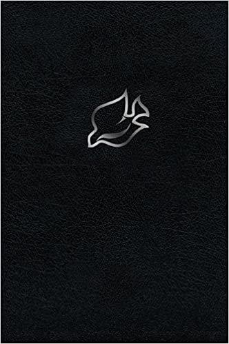 BIBLE NLT NEW SPIRIT FILLED LIFE INDEX 234 BLACK BONDED RL 9.5 PT 4555I