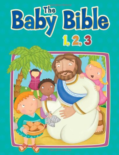 Baby Bible 1 2 3 Children Board Book