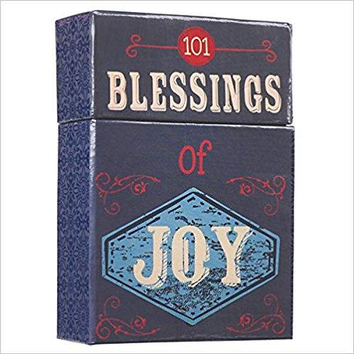 Promise Box 101 Blessings of Joy BX080
