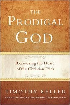 Prodigal God Timothy Keller Author different cover