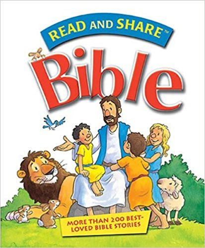Read and Share Children Bible 538 HC Age 4 - 8