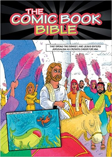 Comic Book Bible Rob Suggs Age 8 to 12
