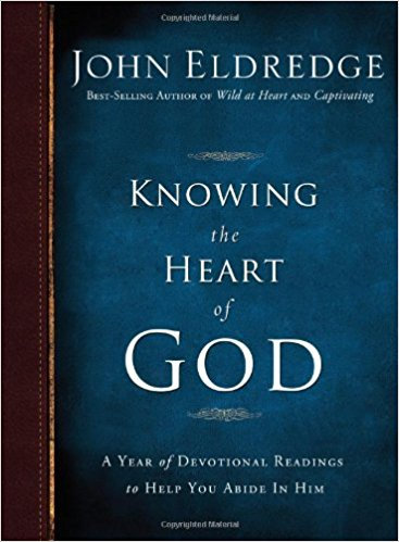 Knowing the Heart of God John Eldredge HC 522