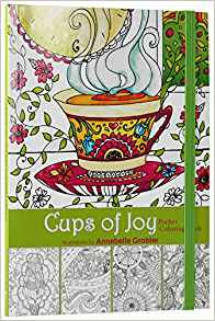 ADULT COLORING CUPS OF JOY 185