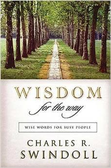 Wisdom for the Way Charles Swindoll Author