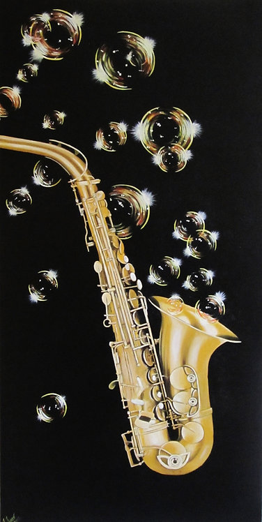 Bubble Jazz- SOLD