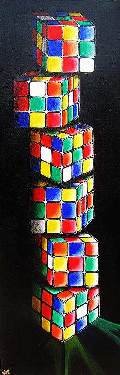Nostalgic Cubes - SOLD