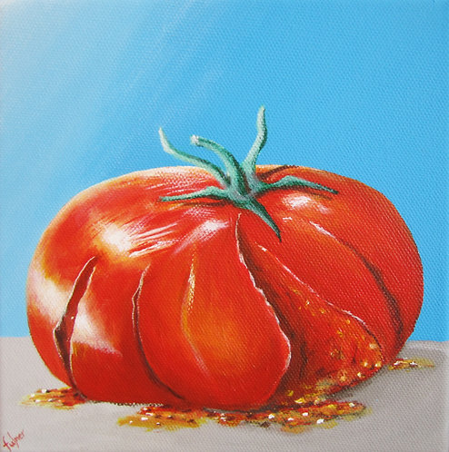 Squashed Tomato - SOLD