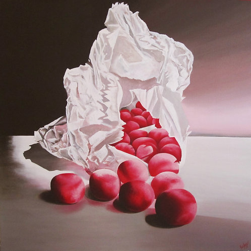 Strawberry Bon Bons - SOLD